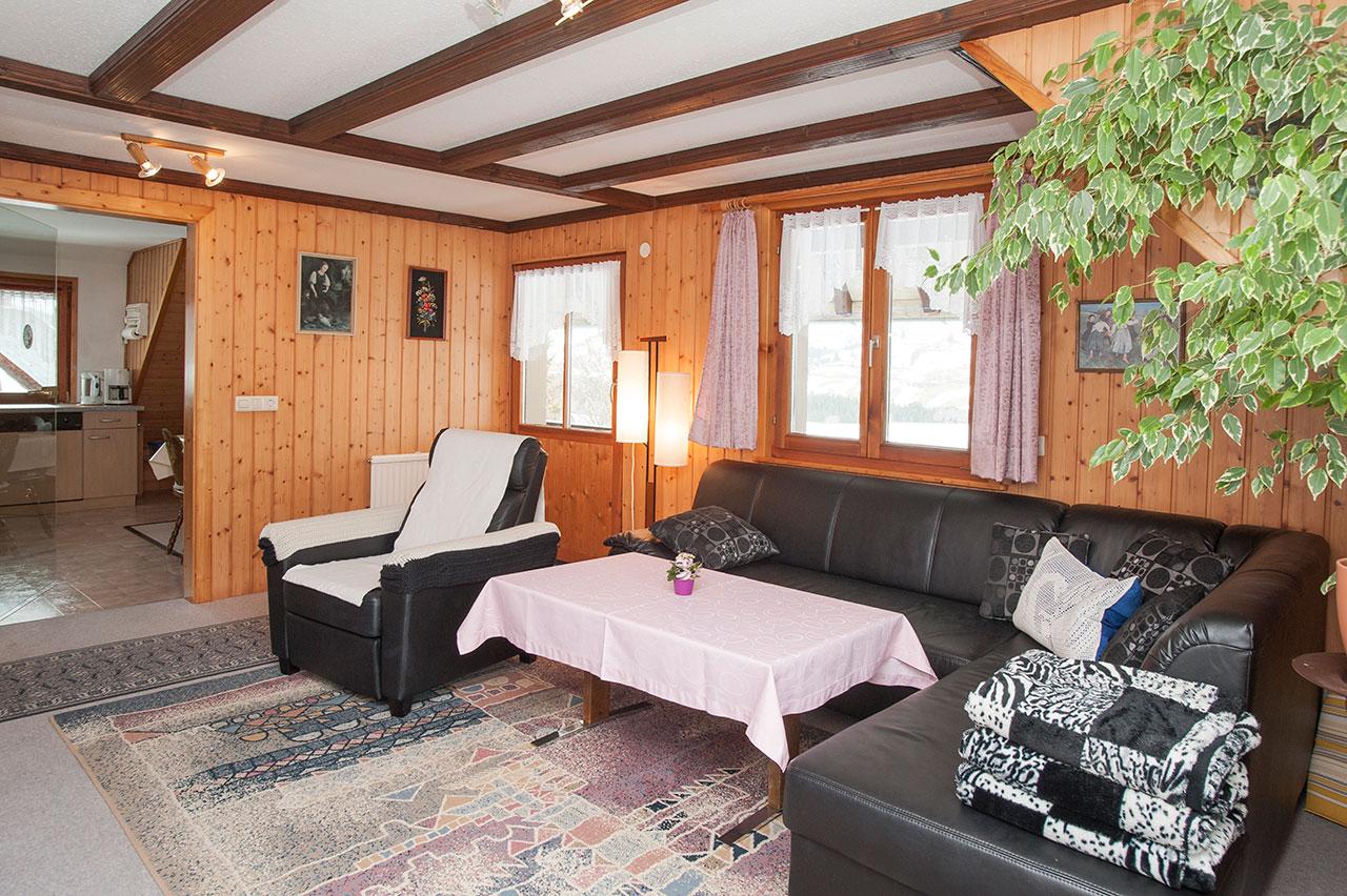 Die Zimmer - Ferienwohnung Baur Bernau